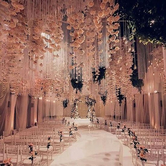 Wedding Decoration Beirut, Lebanon | Moments Forever
