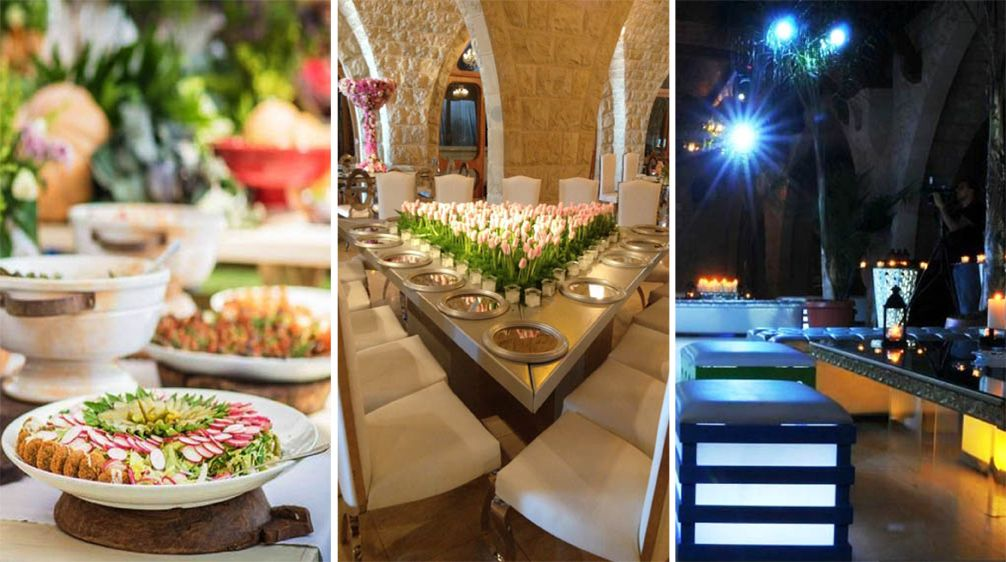 Wedding and Event Supplies Beirut, Lebanon | Moments Forever